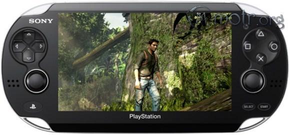 Sony NGP Detayları