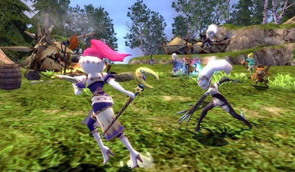 Dragon Nest Açık Beta