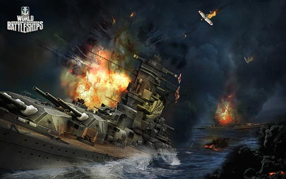 World of Battleships