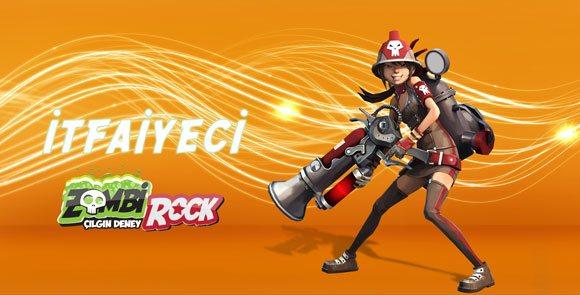 Zombi Rock Açık Beta