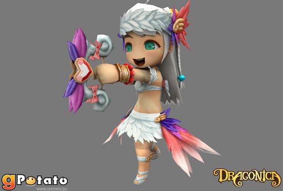 Dragonica Valentines