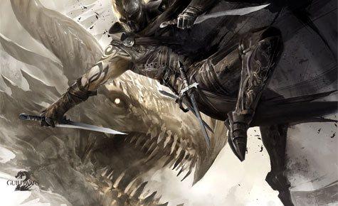 Guild Wars 2 oyun içi görüntüler