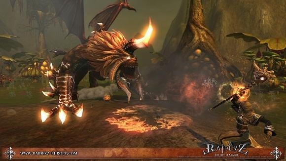RaiderZ Europe kapalı beta kayıtları başladı