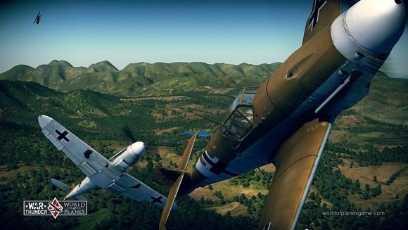 War Thunder: World of Planes Kapalı Beta