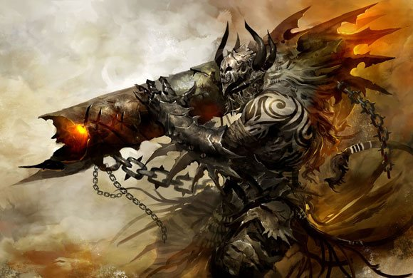 Guild Wars 2 Eksiler