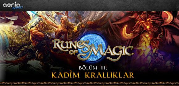 Runes of Magic Kapalı Beta
