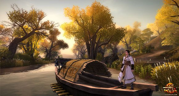 Age of Wulin Beta