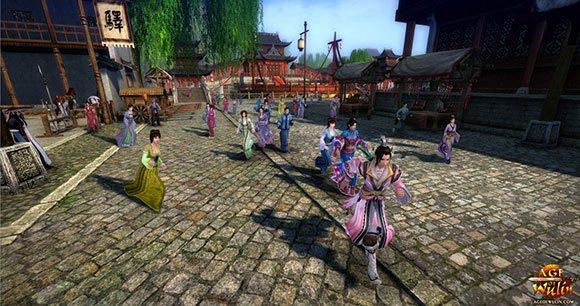 Age of Wulin Beta