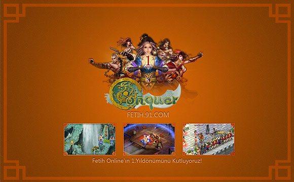 Fetih Online Yıldönümü Etkinlikleri