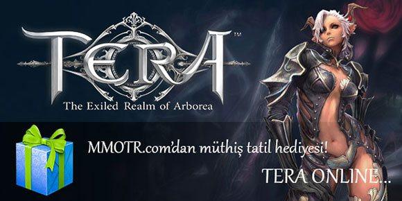 Tera Online Hediye Kampanyası