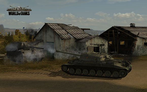 World of Tanks v7.4 güncellemesi