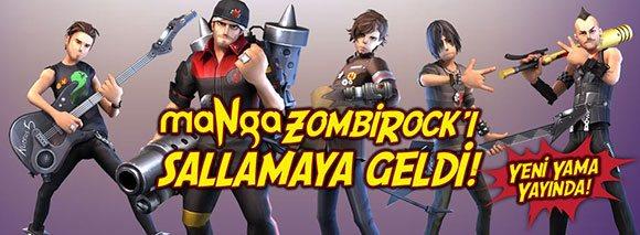 ZombiRock Manga