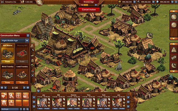 Forge of Empires Bronz Çağı