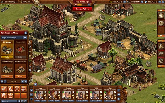 Forge of Empires Orta Çağ