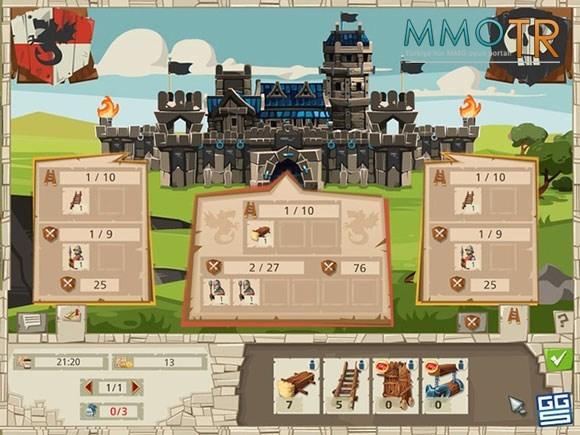 Goodgame Empire oyun incelemesi