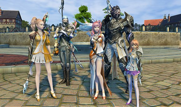 Aion Free to Play 3.0 güncellemesi