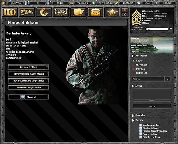 Desert Operations Strateji Oyunu