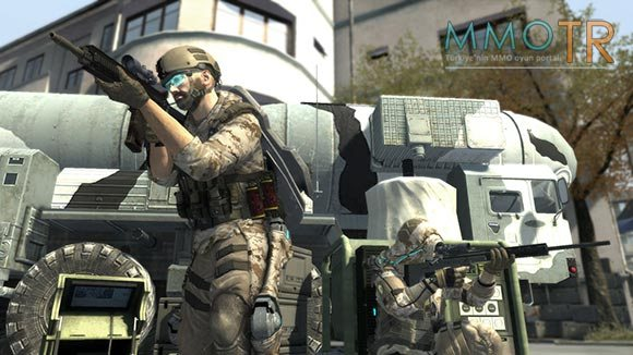 Ghost Recon Online Launch