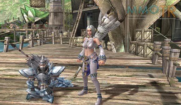 Hunter Blade Open Beta