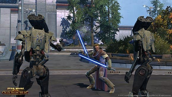 Star Wars: The Old Republic ücretsiz oluyor