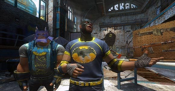 Gotham City Impostors F2P