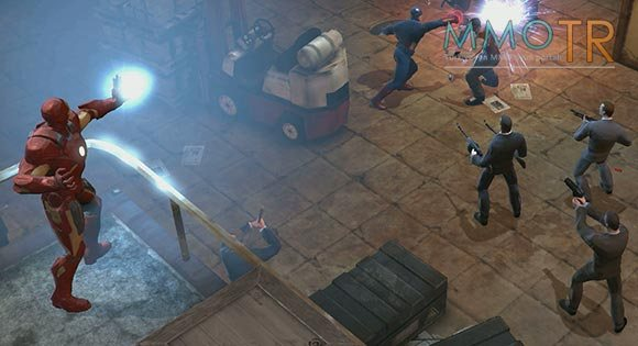 Marvel Heroes Kapalı Beta