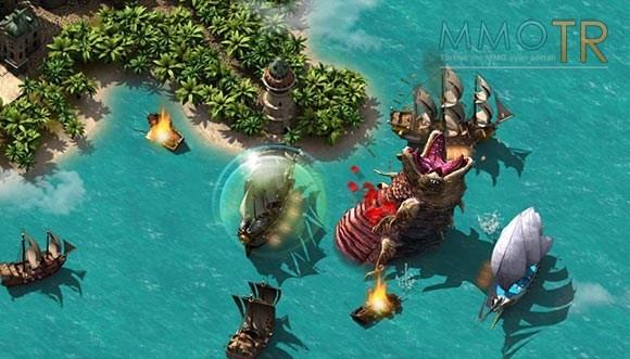 Pirate Storm Tarayıcı Oyunu