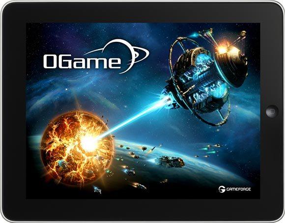 OGame iPad