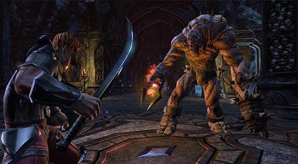 Elder Scrolls Online 2013