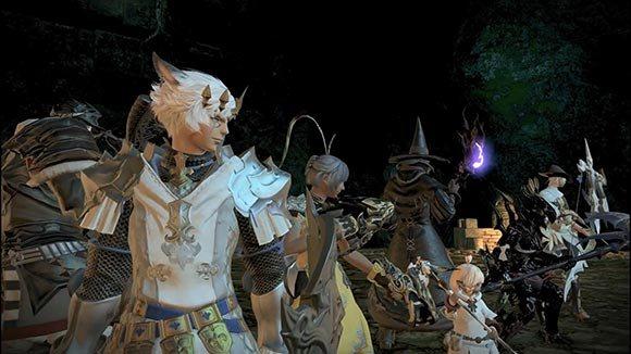 Final Fantasy XIV A Realm Reborn 2013