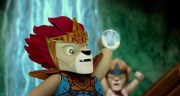 Lego Legends of Chima Online 2013