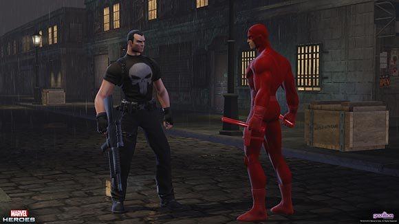 Marvel Heroes 2013