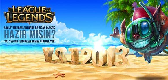 League of Legends Yaz Sezonu Turnuvası