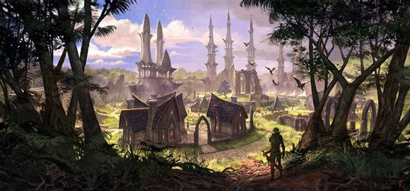 Elder Scrolls Online E3 2013