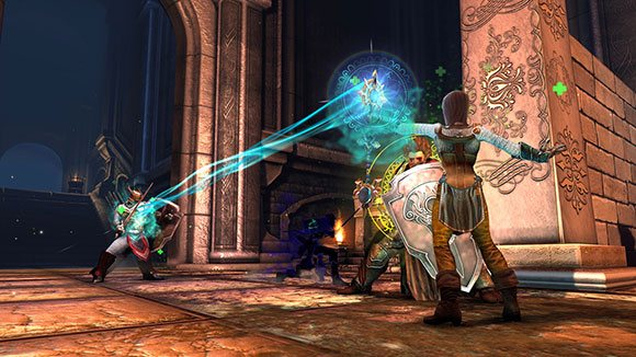 Neverwinter Sadık Ruhban