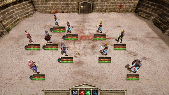 Lanista Wars MMO