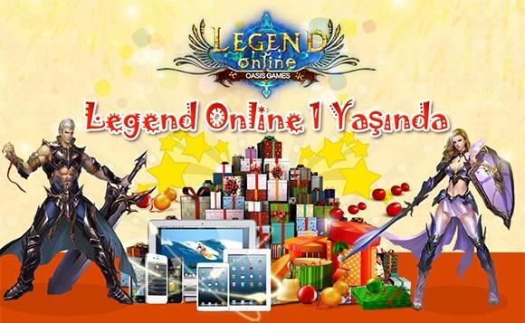 Legend Online Hediye Kodları