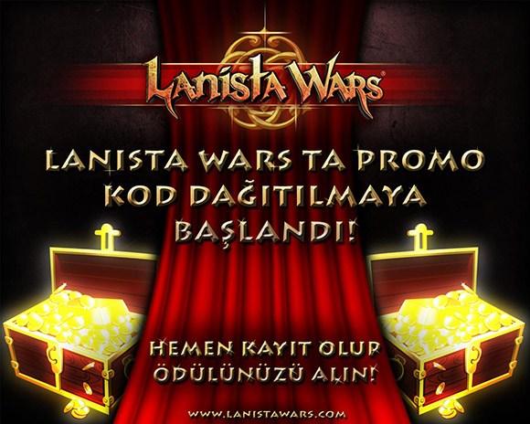 Lanista Wars Promo Kod