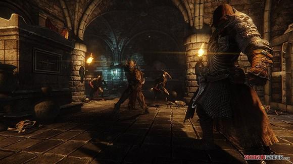Sandbox MMORPG: Revival