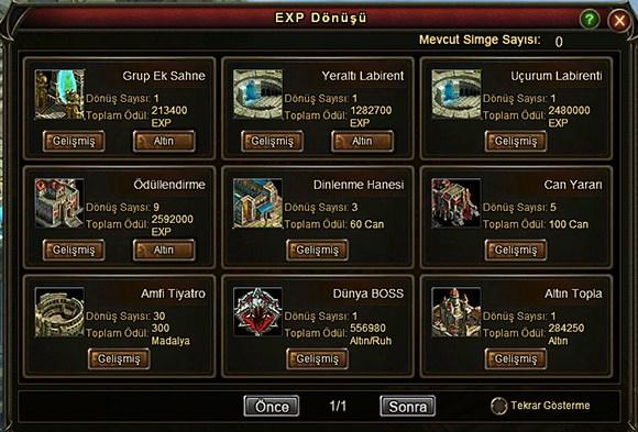 Legend Online Gökyüzü 3