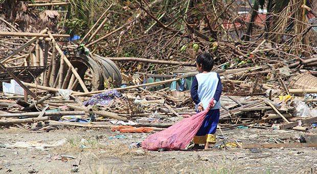 Filipinler Kasırga