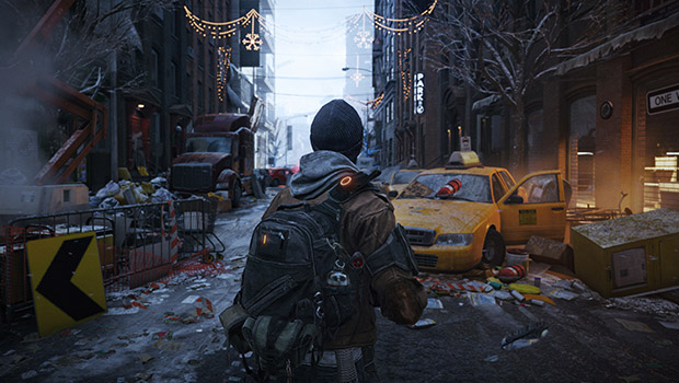 Tom Clancy's The Division Snowdrop Engine