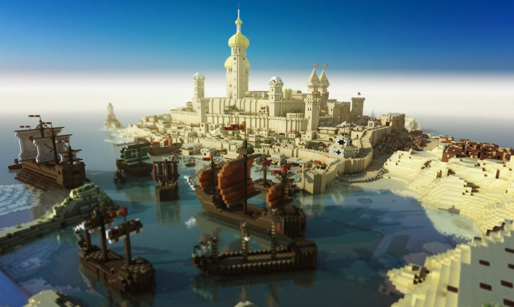Minecraft Game of Thrones 1