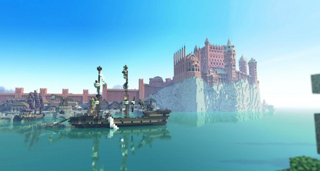 Minecraft Game of Thrones 11
