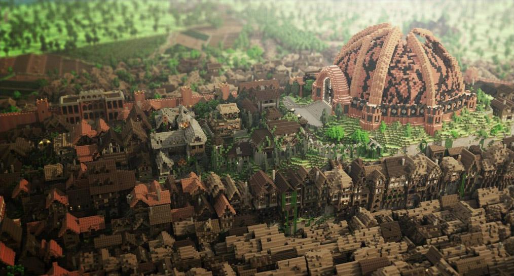 Minecraft Game of Thrones 14