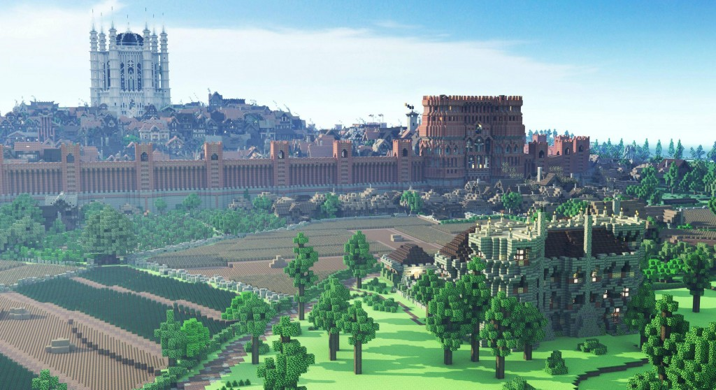 Minecraft Game of Thrones 2