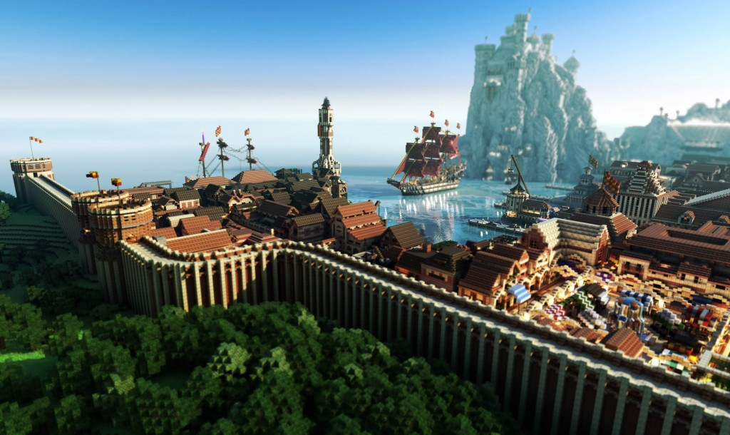 Minecraft Game of Thrones 4