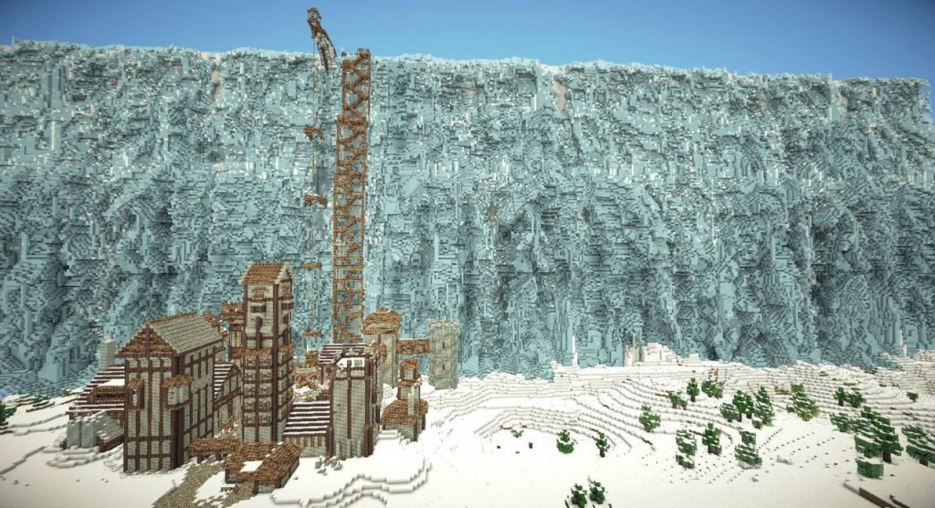 Minecraft Game of Thrones 5