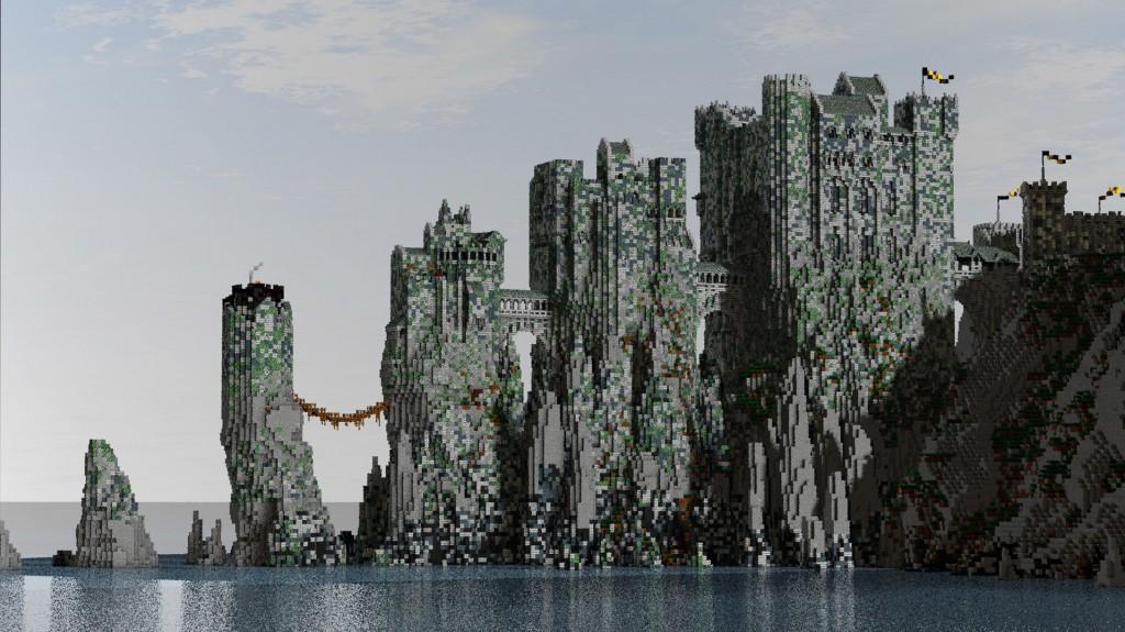Minecraft Game of Thrones 6