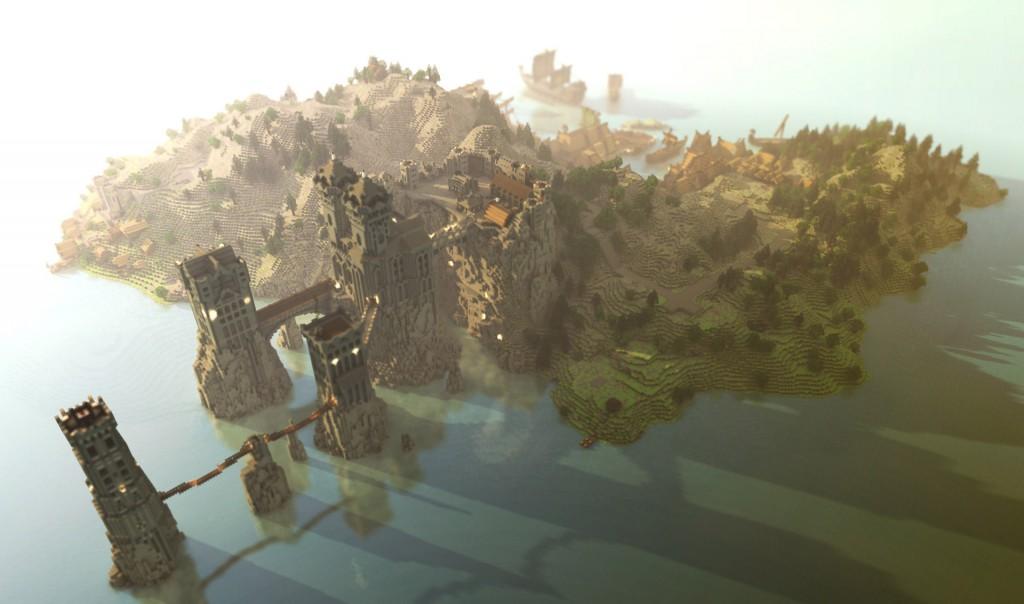 Minecraft Game of Thrones 7